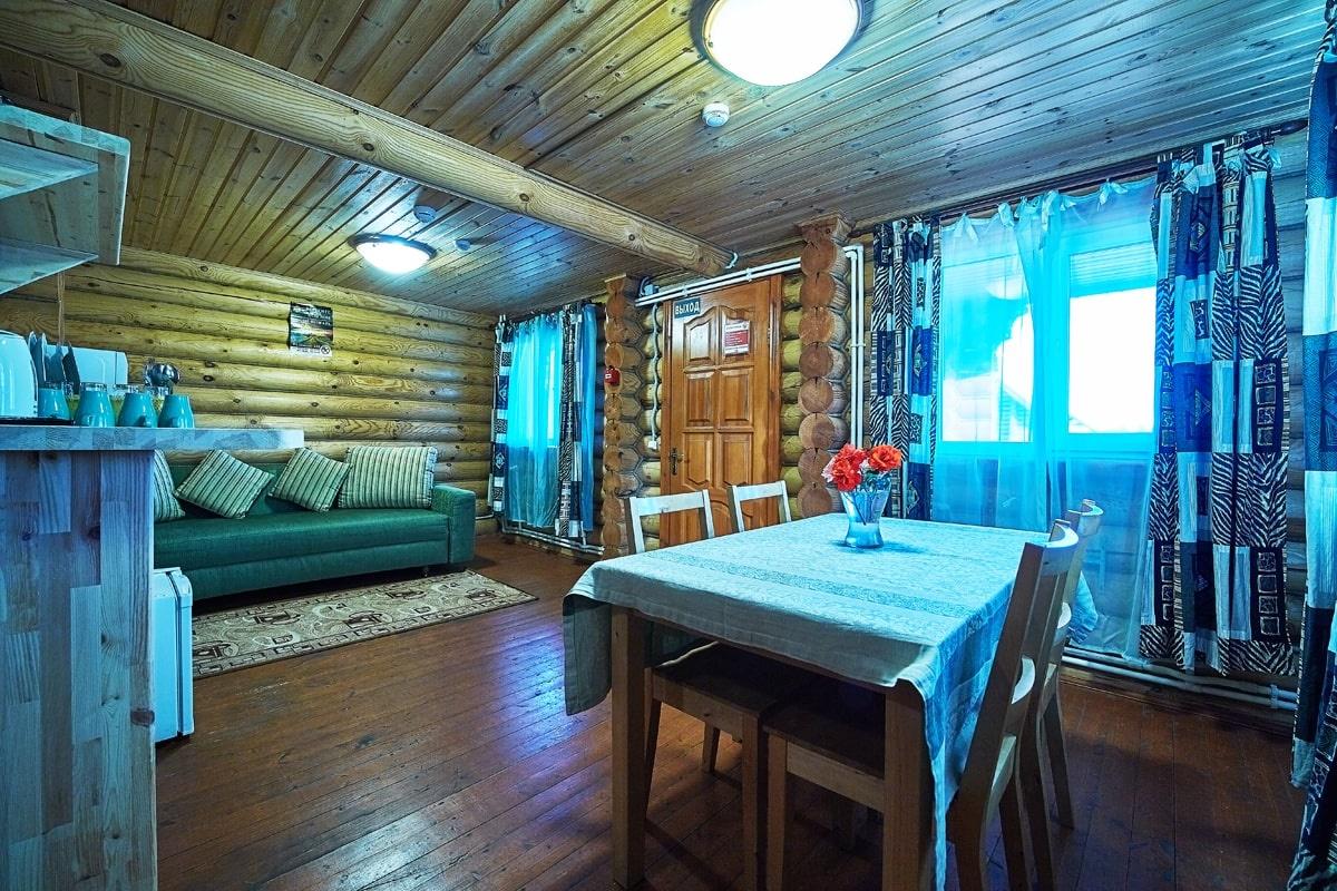 База отдыха «Zubovo Village Club» Московская область Коттедж 80 м2, фото 9