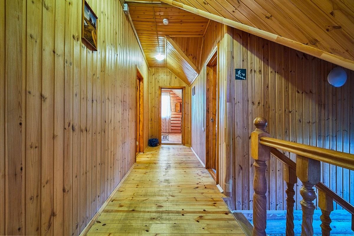База отдыха «Zubovo Village Club» Московская область Коттедж 200 м2, фото 10