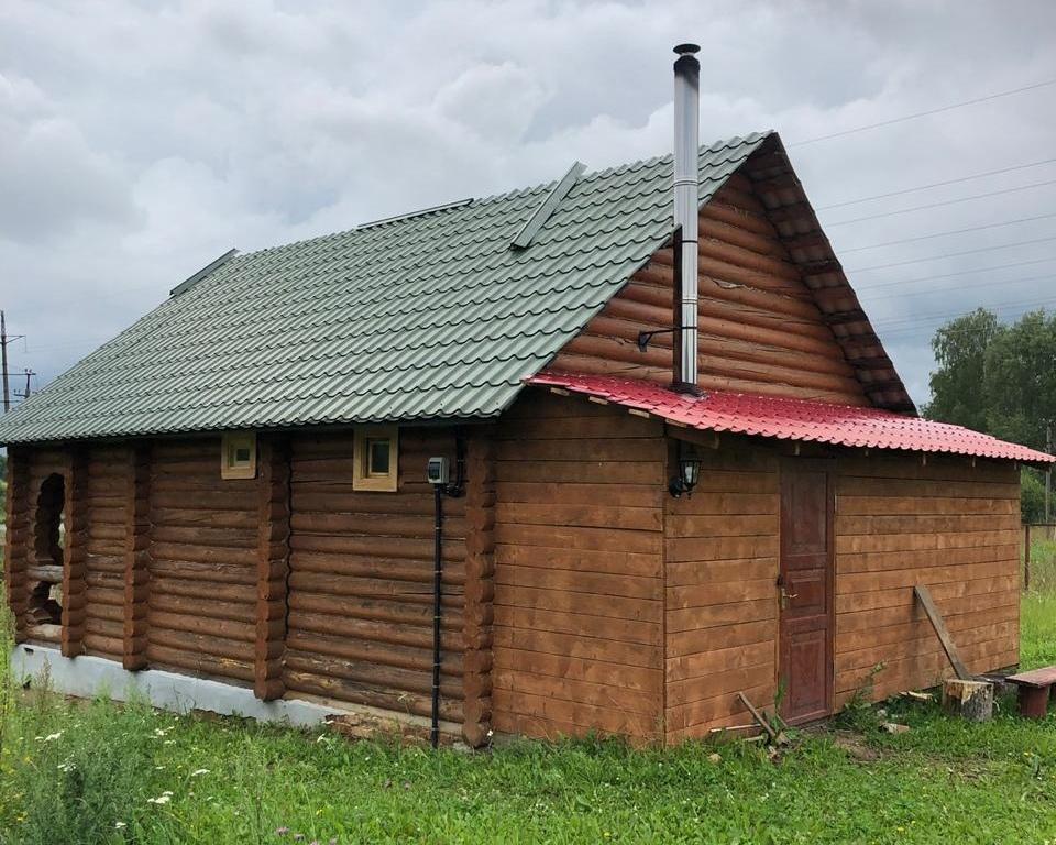 База отдыха «Zubovo Village Club» Московская область Коттедж-студия с баней, фото 1