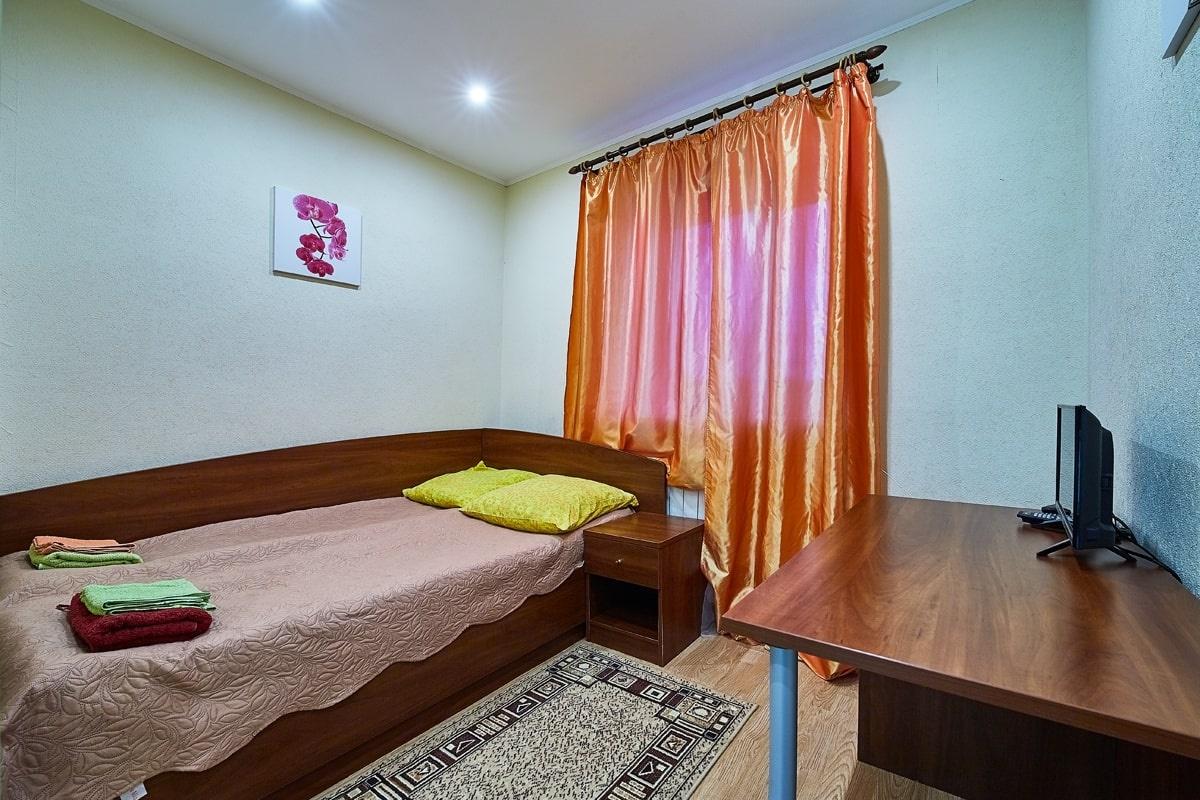 База отдыха «Zubovo Village Club» Московская область Номер «Стандарт» с одной кроватью, фото 1