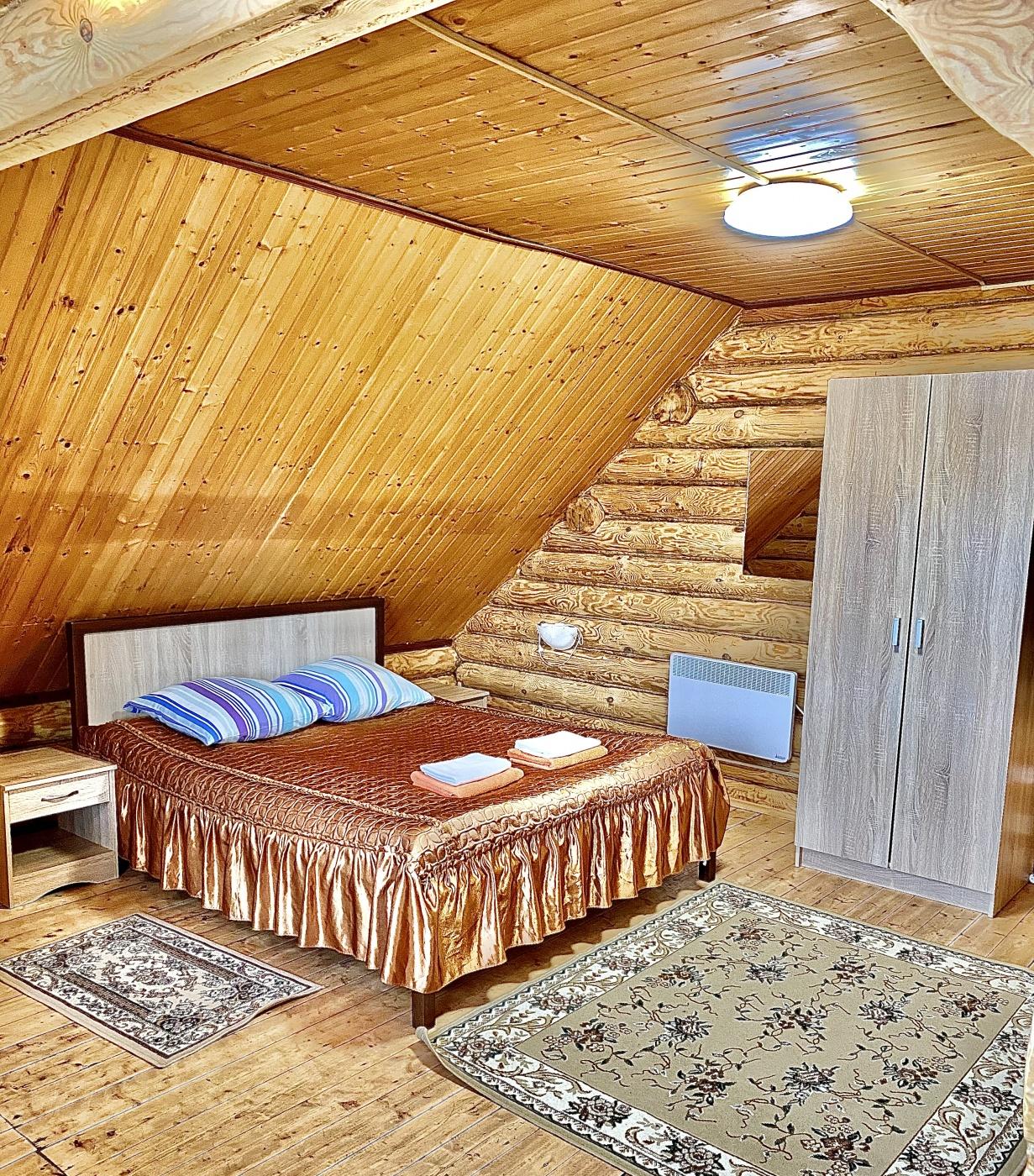 База отдыха «Zubovo Village Club» Московская область Коттедж 60 м2, фото 2