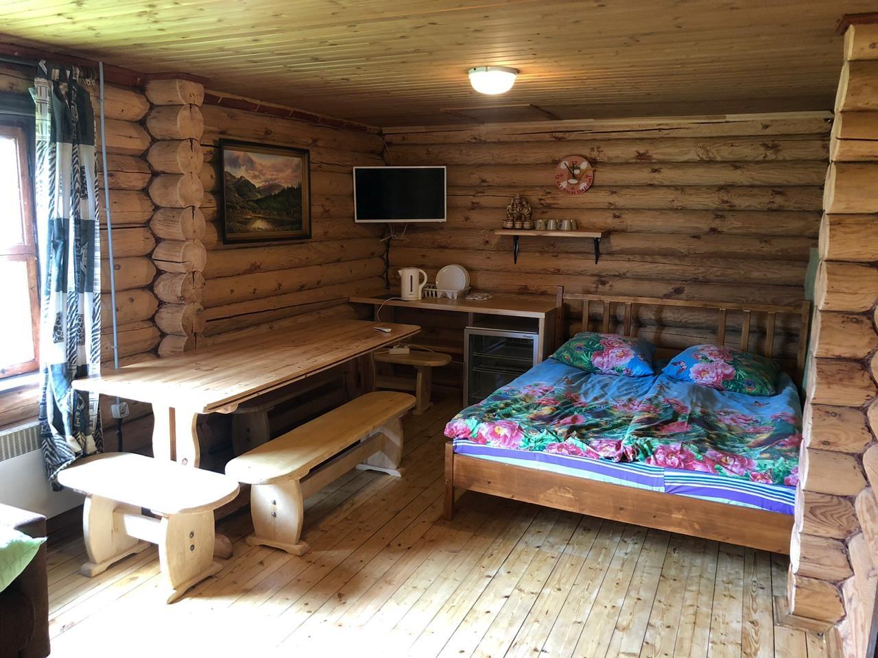 База отдыха «Zubovo Village Club» Московская область Коттедж-студия с баней, фото 2