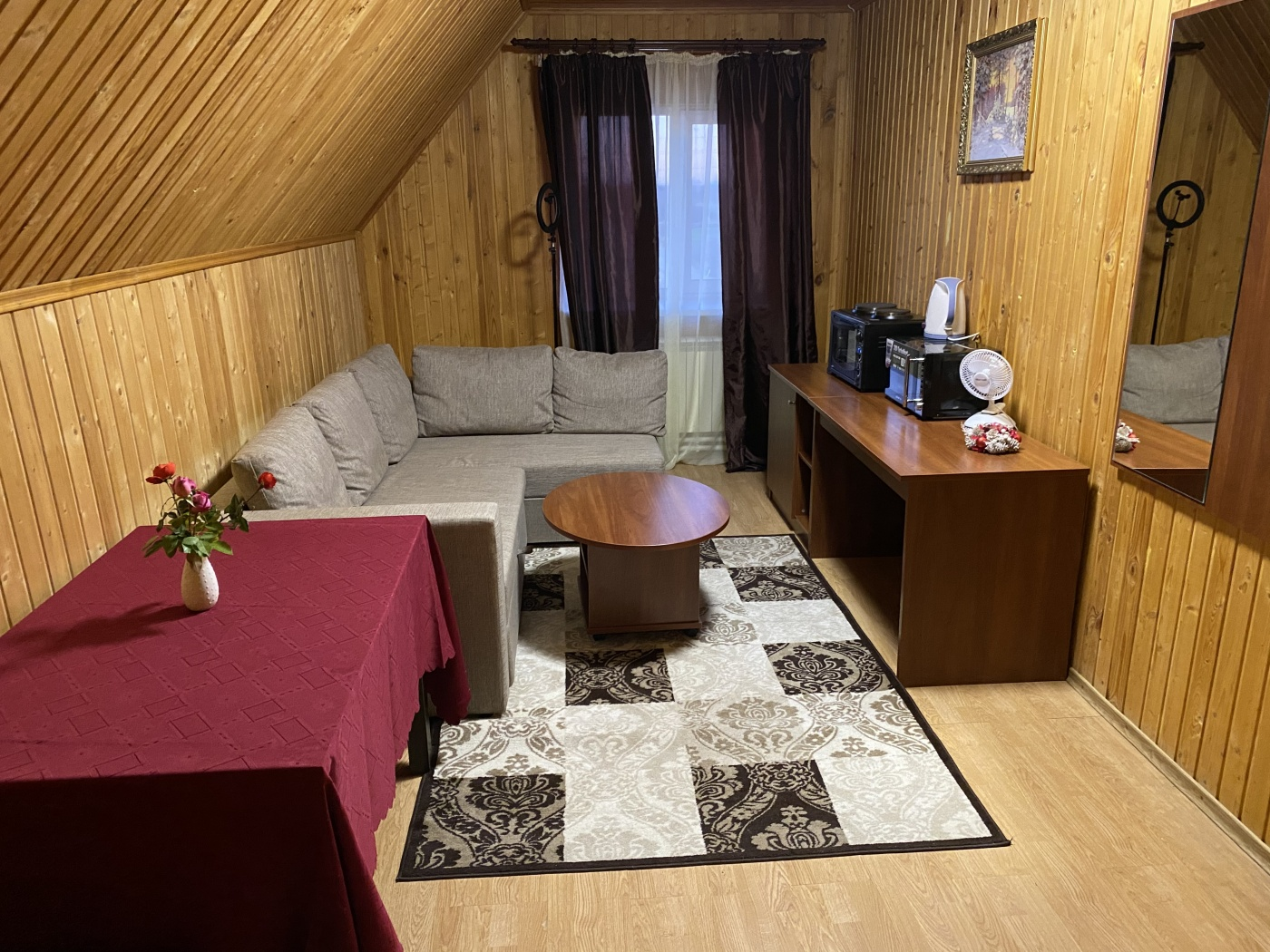 База отдыха «Zubovo Village Club» Московская область Номер «Стандарт» улучшенный, фото 3