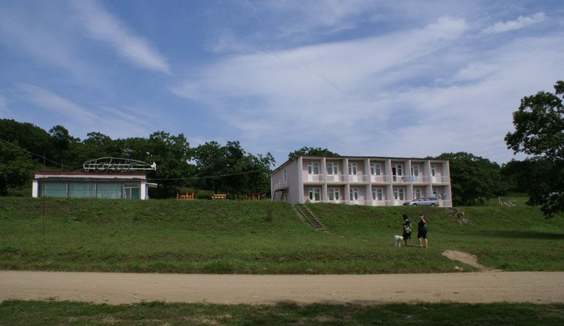 База отдыха «Зеркальная» Приморский край, фото 1