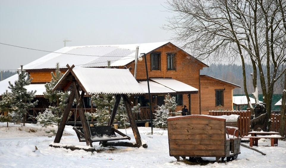 Экодеревня «Бабин двор» Московская область, фото 29