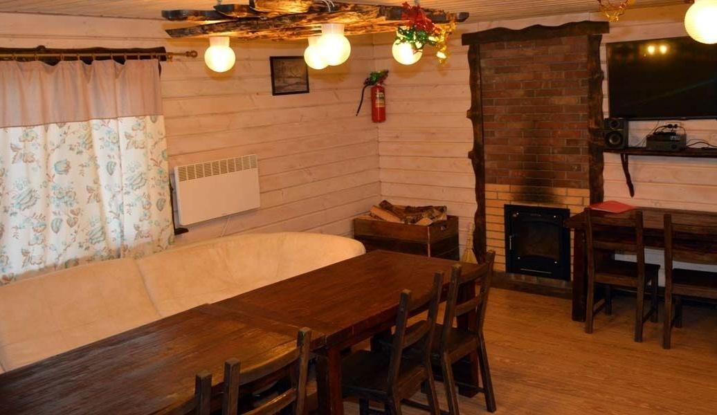 Экодеревня «Бабин двор» Московская область Коттедж «Дом у пруда» №8, фото 6
