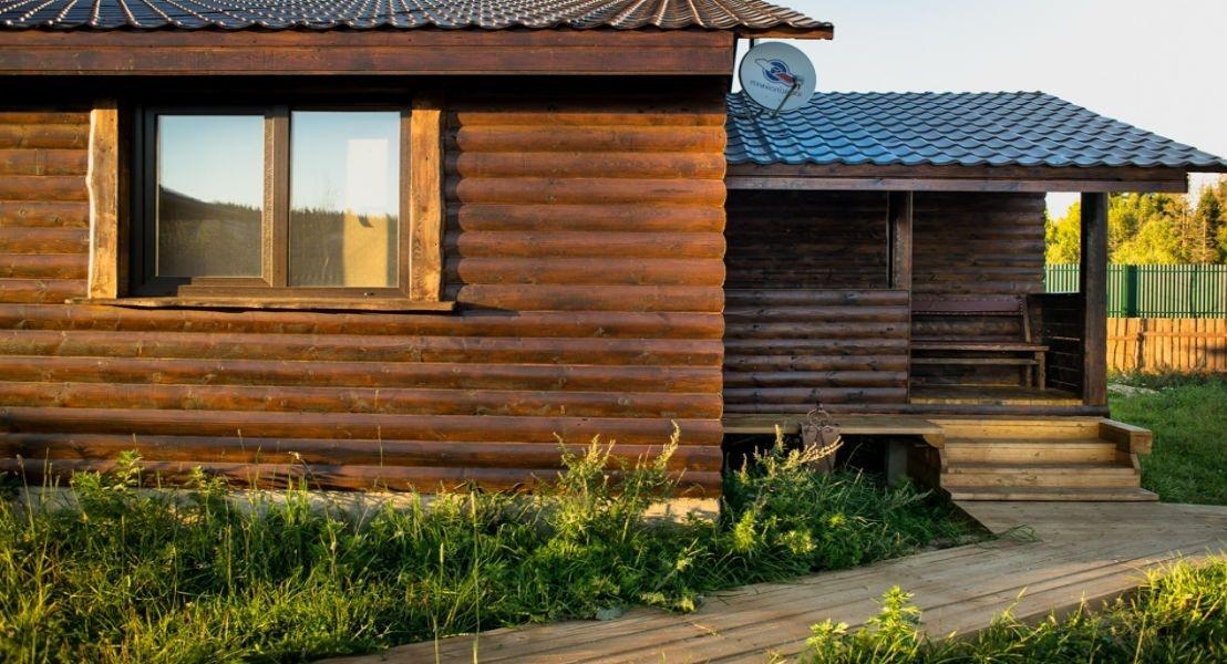 Экодеревня «Бабин двор» Московская область Коттедж «Ельник» №7, фото 1