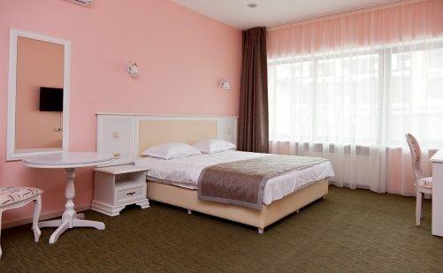 Гостевой дом «Sport Point» Московская область Номер «Rose Люкс», фото 3