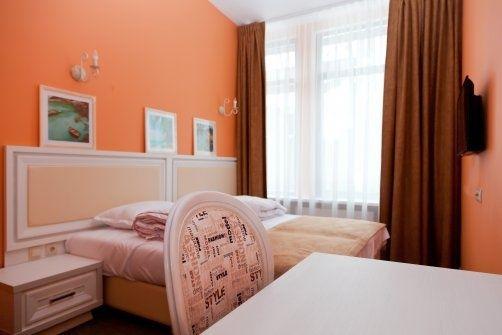 Гостевой дом «Sport Point» Московская область Номер «Orange Стандарт», фото 3