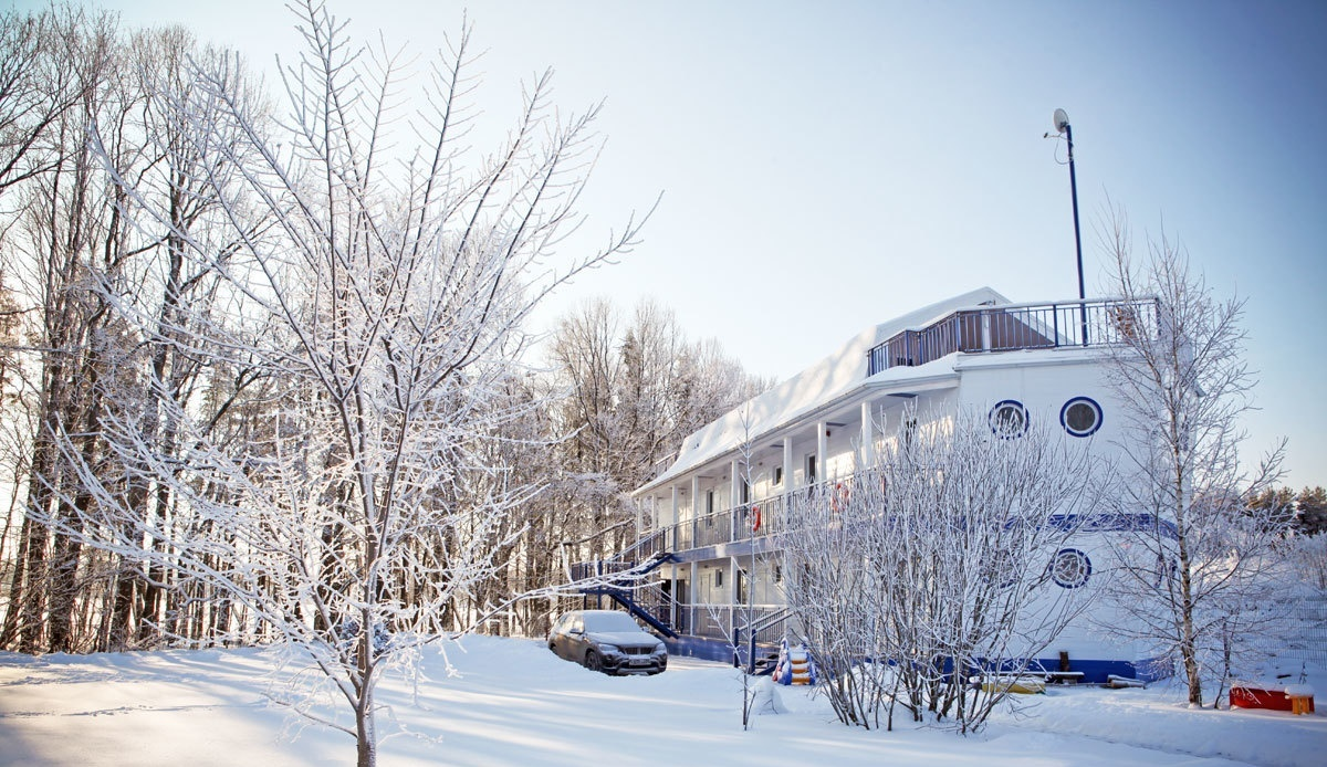 База отдыха Апарт-отель «Корабль» Московская область, фото 1