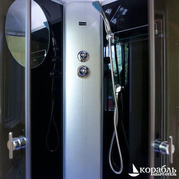 База отдыха Апарт-отель «Корабль» Московская область Апартаменты с одной спальней, фото 5