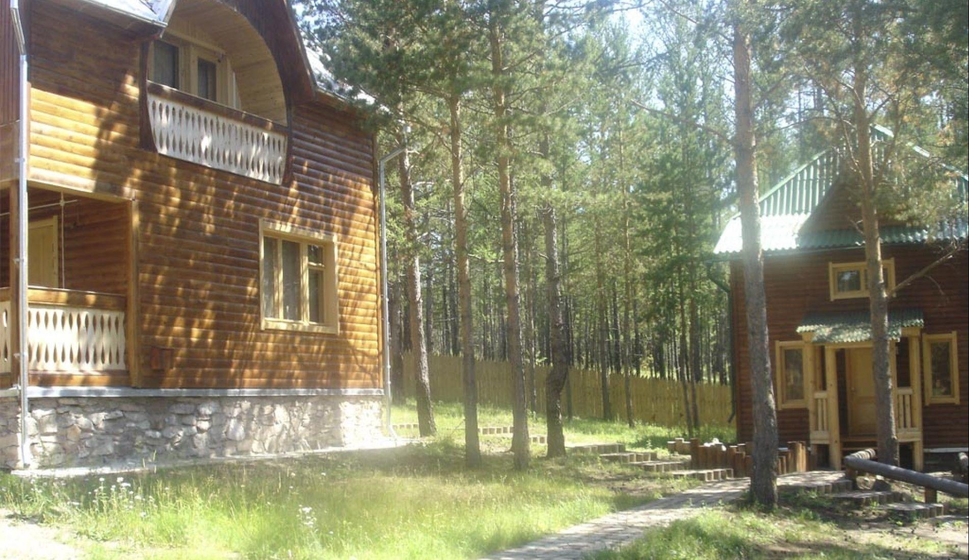 """База отдыха """"Оленье озеро"""" Республика Хакасия 8-ми местный домик, фото 2"""