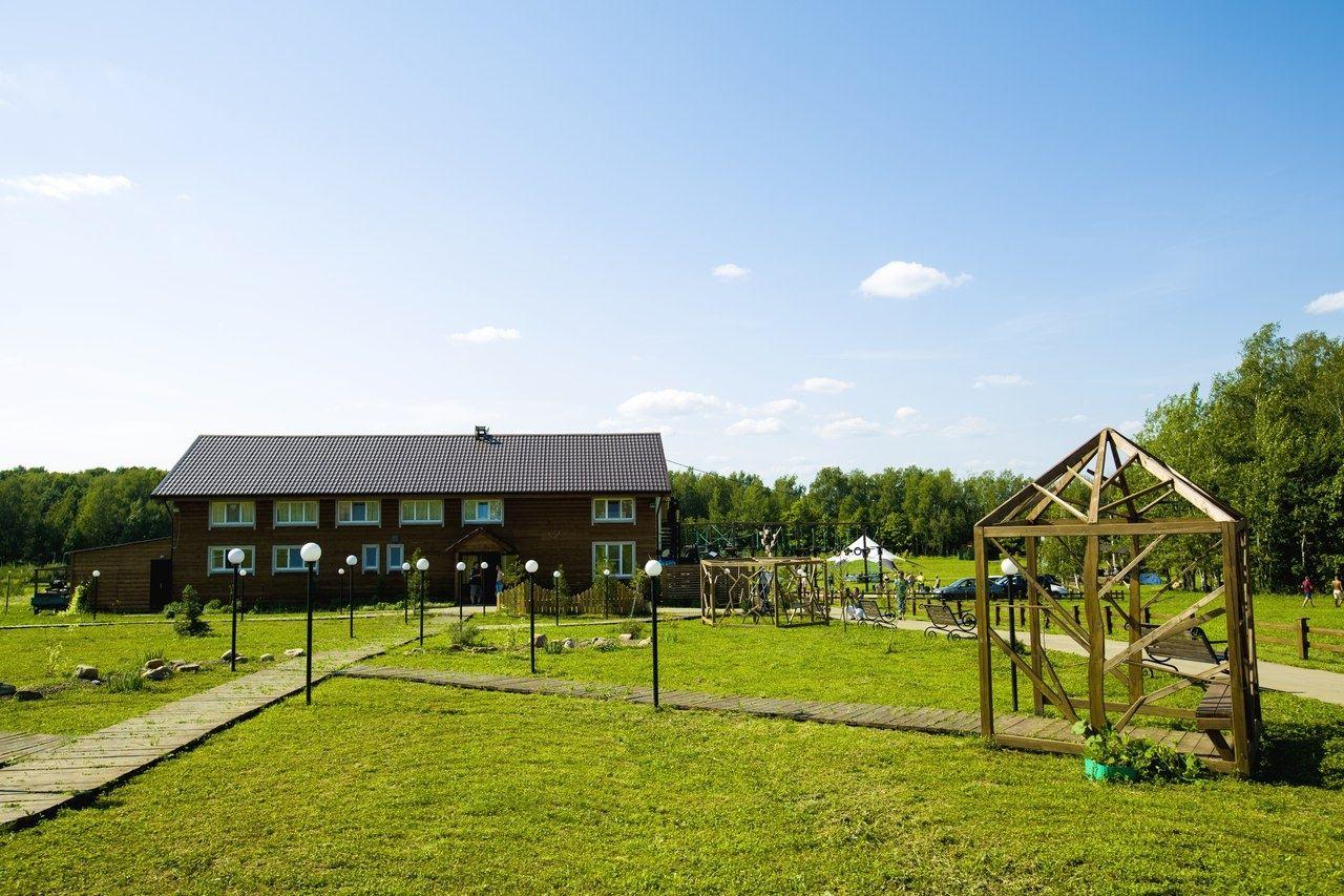 База отдыха «Остров Приключений» Нижегородская область, фото 7