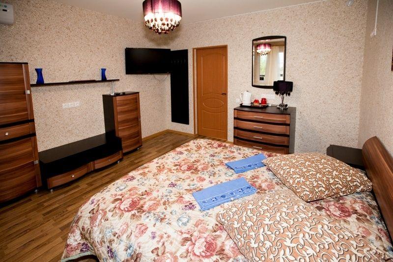 База отдыха «Золотые барханы» Астраханская область Номера повышенной комфортности гостиничного типа (2 этаж), фото 1