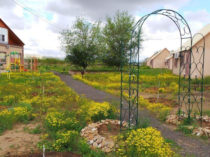 База отдыха «Золотые барханы» Астраханская область, фото 8