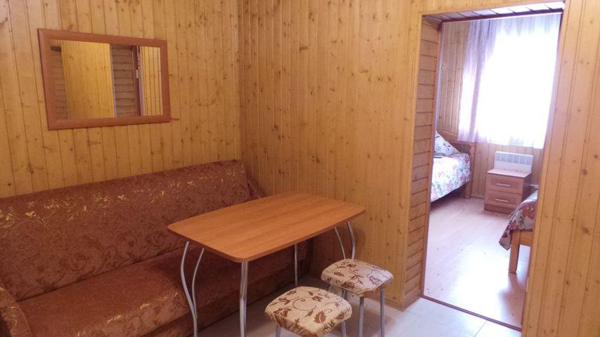 База отдыха «Золотые барханы» Астраханская область 4-местный дом (1 линия), фото 5