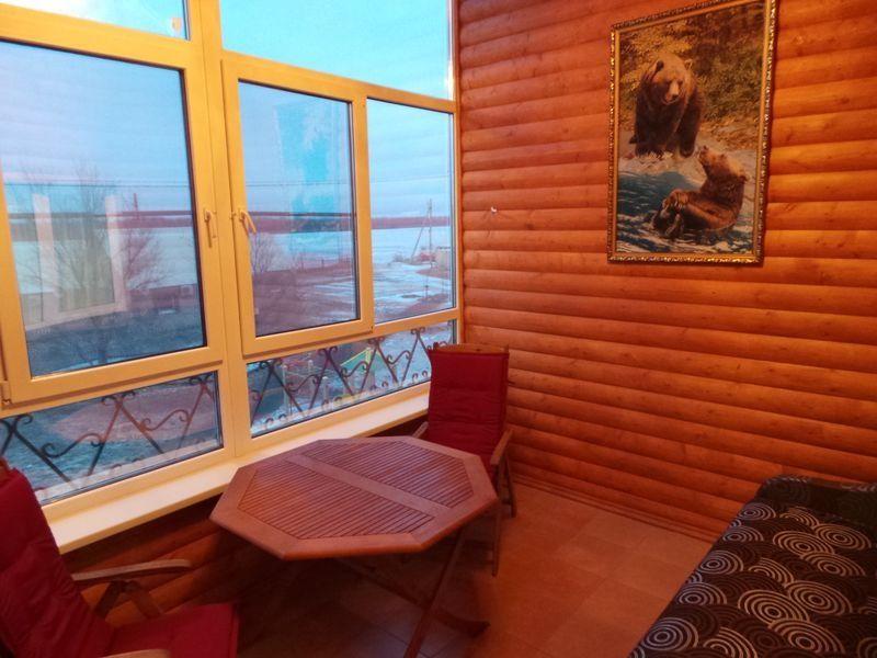База отдыха «Золотые барханы» Астраханская область Номера повышенной комфортности гостиничного типа (2 этаж), фото 3