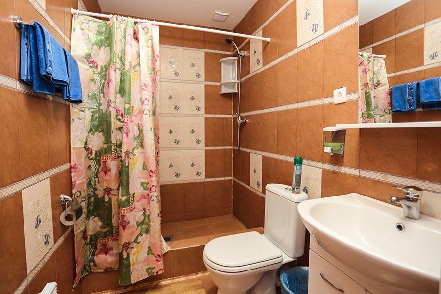 База отдыха «Золотые барханы» Астраханская область 2-местный номер повышенной комфортности (3 линия), фото 6