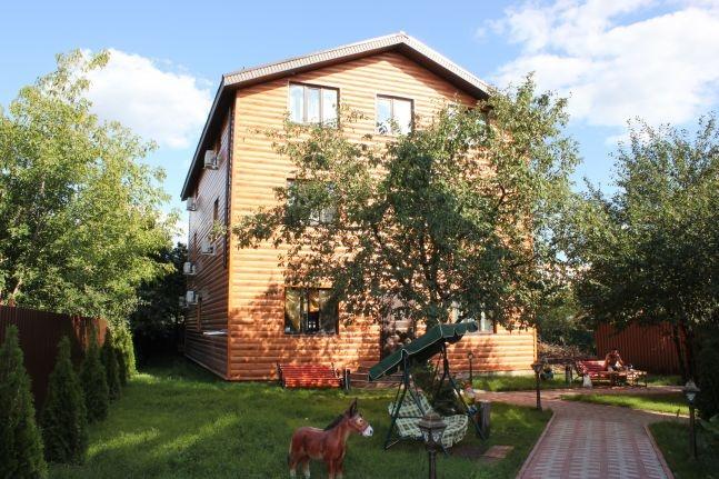 Гостиничный комплекс «Дива» Московская область, фото 2
