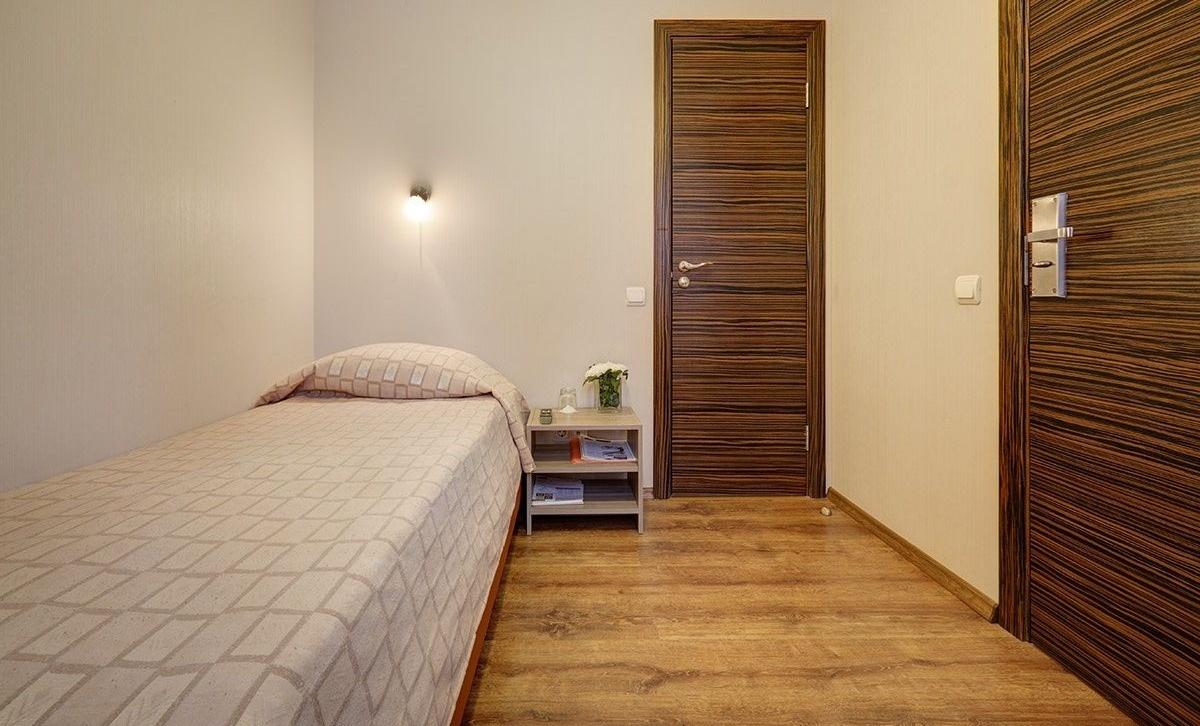Загородный отель «Valesko Hotel & Spa» Московская область 1-комнатный одноместный номер «Эконом» (корпус 5), фото 2