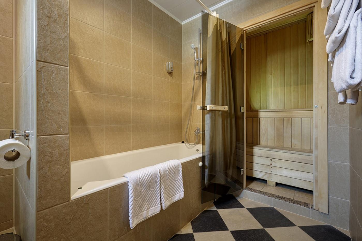 Загородный отель «Valesko Hotel & Spa» Московская область Коттедж №2 двухэтажный 8-местный, фото 7