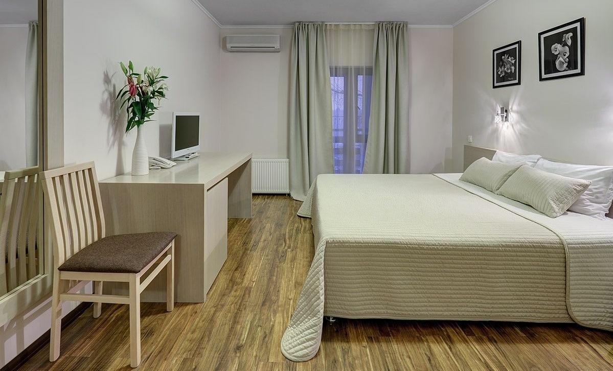 Загородный отель «Valesko Hotel & Spa» Московская область 1-комнатный 2-местный номер «Комфорт» (корпус 2, 3), фото 2