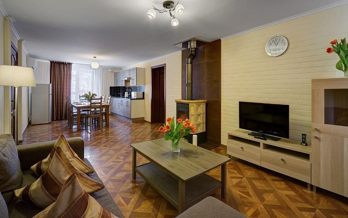 Загородный отель «Valesko Hotel & Spa» Московская область Коттедж №1 двухэтажный 8-местный, фото 3