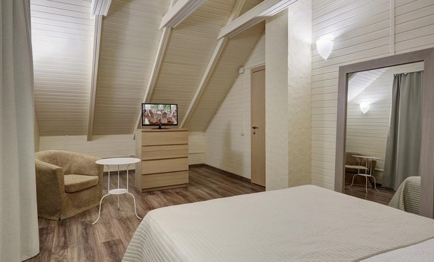 Загородный отель «Valesko Hotel & Spa» Московская область Коттедж №2 двухэтажный 8-местный, фото 2