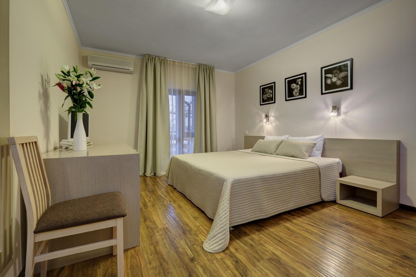 Загородный отель «Valesko Hotel & Spa» Московская область 2-комнатный 2-местный номер «Комфорт» (корпус 2, 3), фото 3
