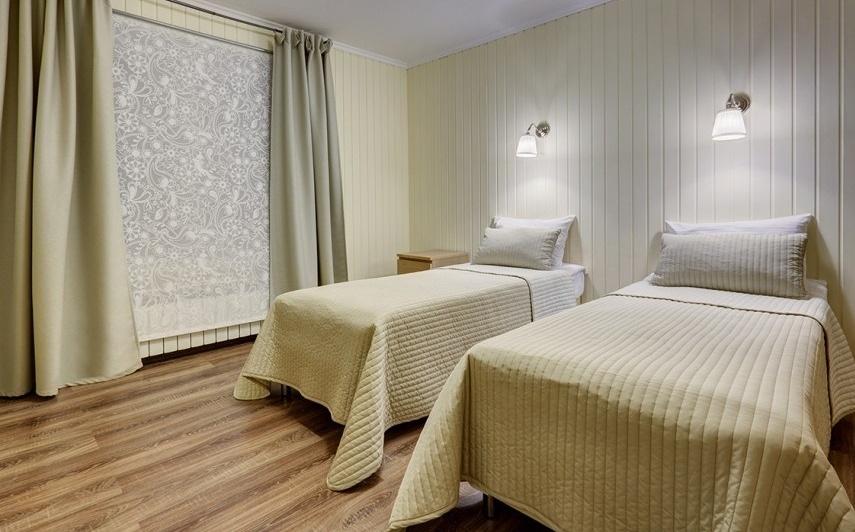 Загородный отель «Valesko Hotel & Spa» Московская область Коттедж №2 двухэтажный 8-местный, фото 3