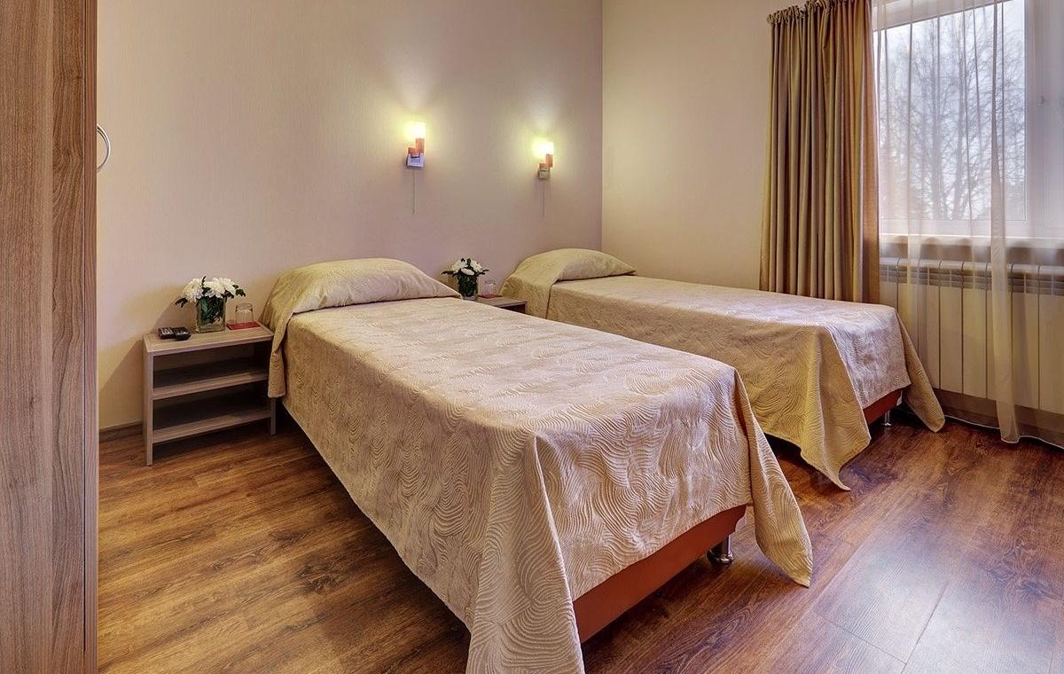 Загородный отель «Valesko Hotel & Spa» Московская область 1-комнатный 2-местный номер «Эконом» (корпус 5), фото 1