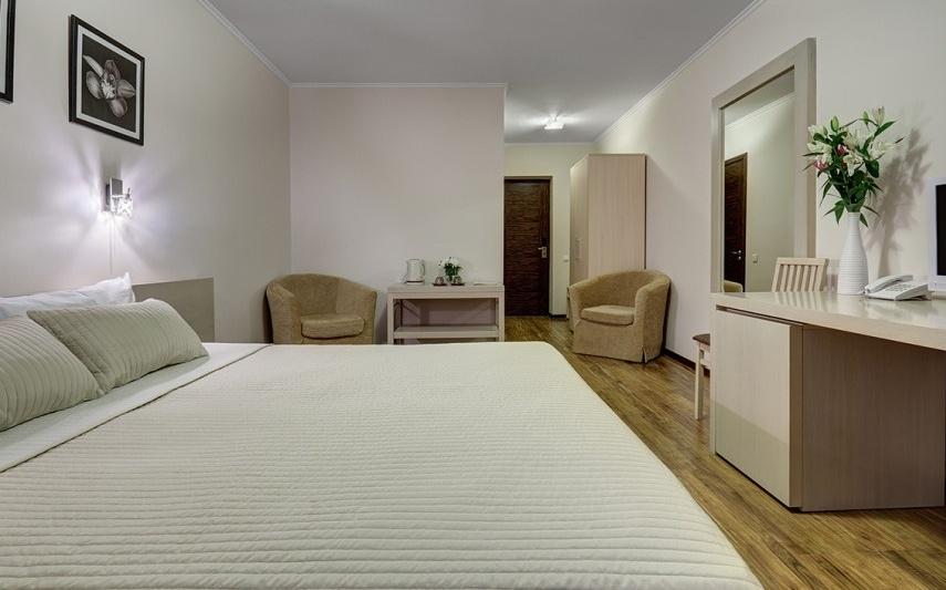 Загородный отель «Valesko Hotel & Spa» Московская область 2-комнатный 2-местный номер «Комфорт» (корпус 2, 3), фото 2