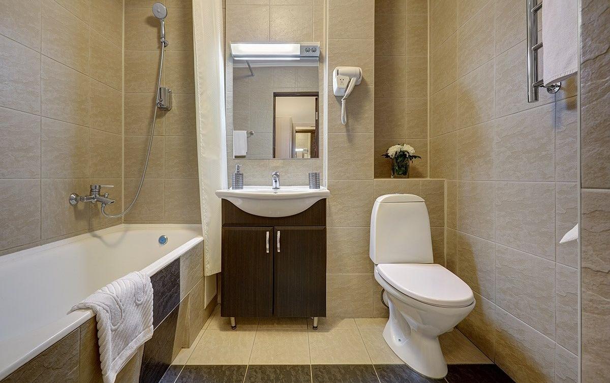 Загородный отель «Valesko Hotel & Spa» Московская область 1-комнатный 2-местный номер «Комфорт» (корпус 2, 3), фото 5
