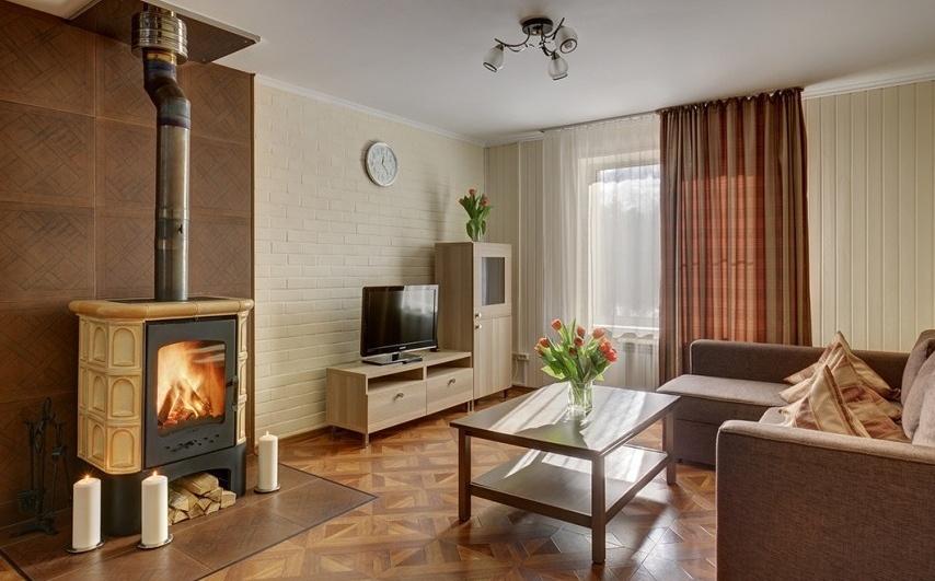 Загородный отель «Valesko Hotel & Spa» Московская область Коттедж №1 двухэтажный 8-местный, фото 4
