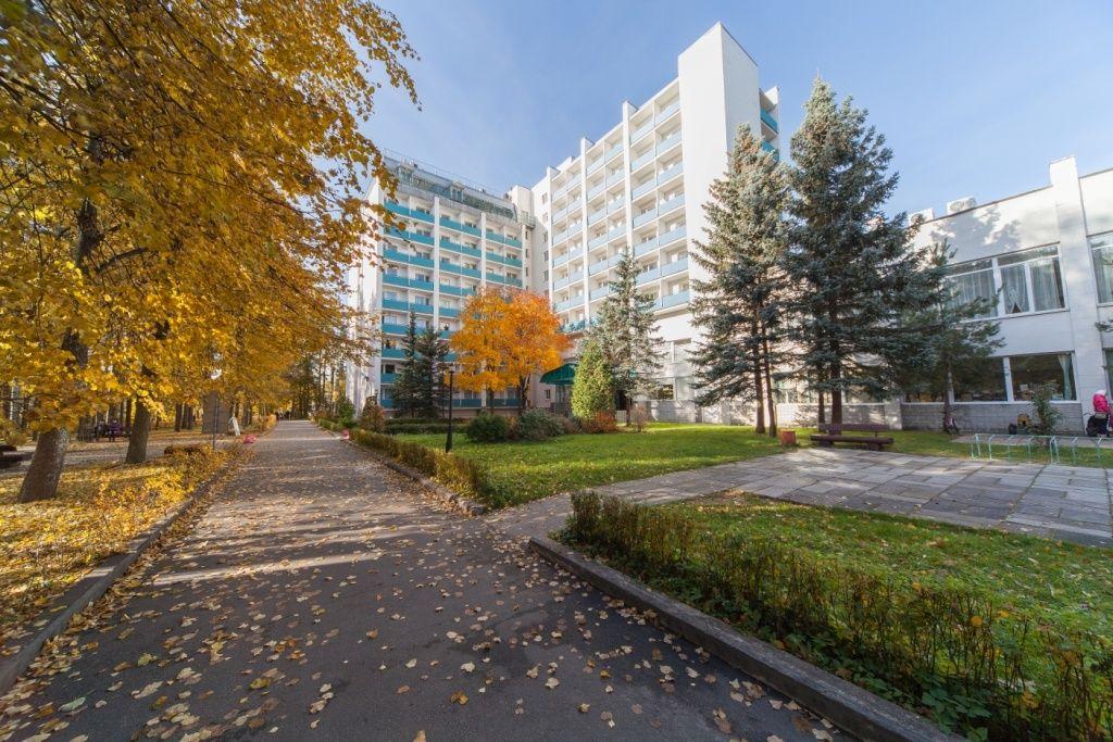 Загородный отель «Гелиос Отель» Ленинградская область, фото 19