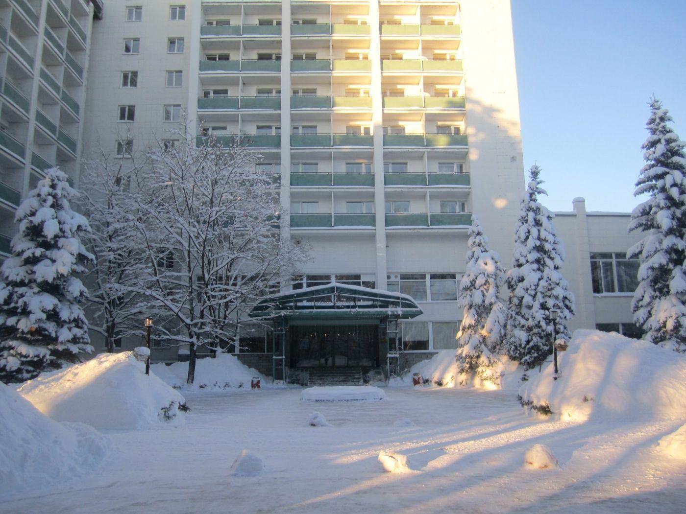 Загородный отель «Гелиос Отель» Ленинградская область, фото 27