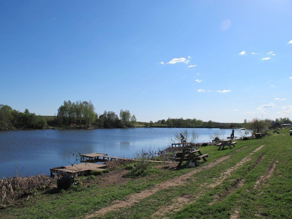 """Рыболовная база """"Савельево"""" Московская область, фото 4"""