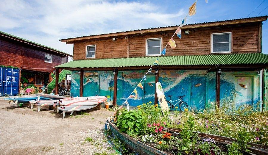 """База отдыха """"Surf-Point"""" Ярославская область, фото 1"""