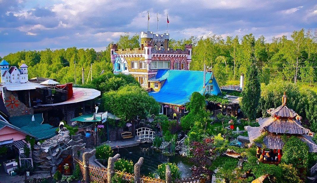 парк развлечений для детей в москве и подмосковье прически