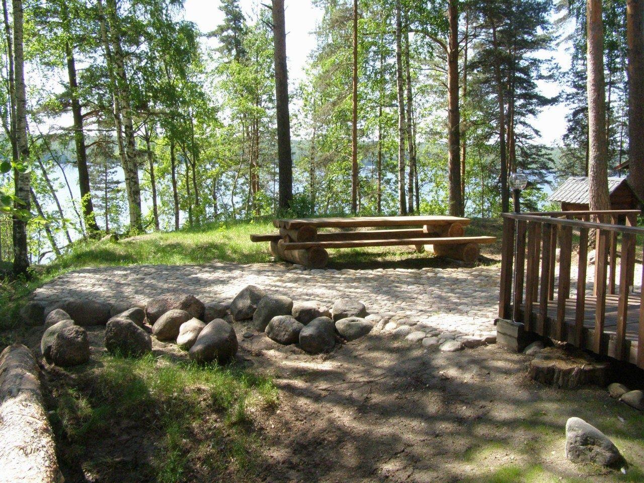 База отдыха «Тихая долина» Ленинградская область 6-местный коттедж «Люкс», фото 2