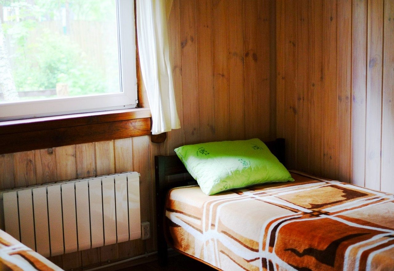 База отдыха «Тихая долина» Ленинградская область 4-местный коттедж «Люкс», фото 2
