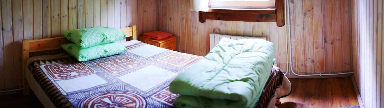 База отдыха «Тихая долина» Ленинградская область 4-местный коттедж , фото 4