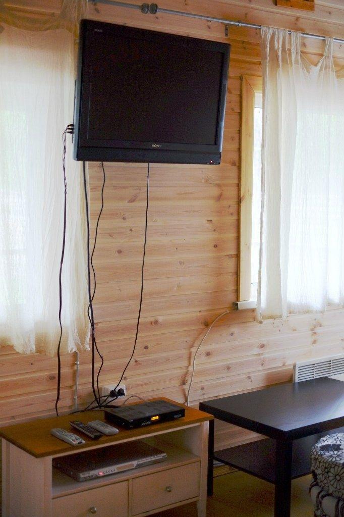 База отдыха «Тихая долина» Ленинградская область 4-местный коттедж «Люкс», фото 6