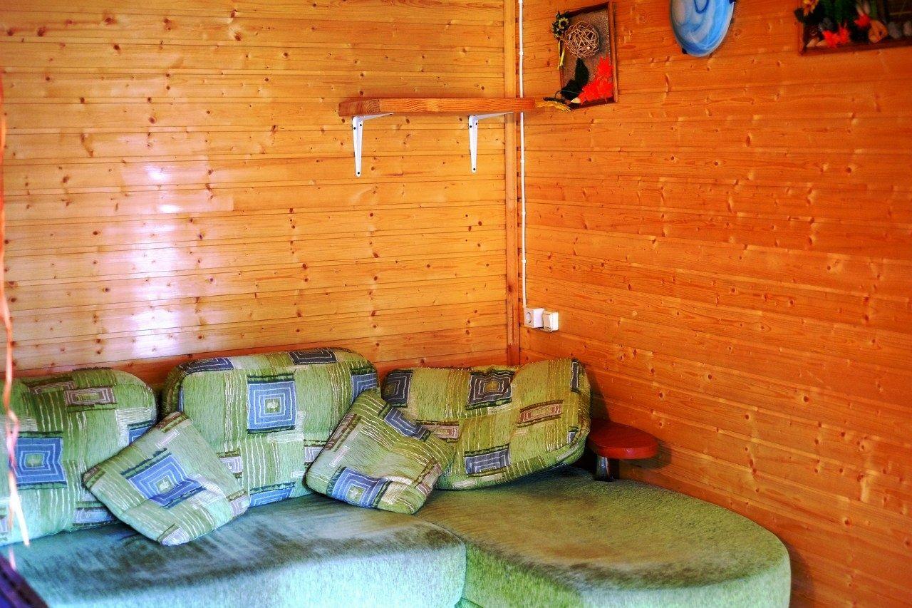 База отдыха «Тихая долина» Ленинградская область 4-местный коттедж , фото 2