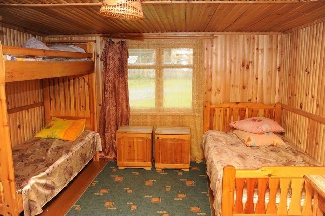 Турбаза «Снежный Барс» Республика Хакасия Домик №7,8, фото 2