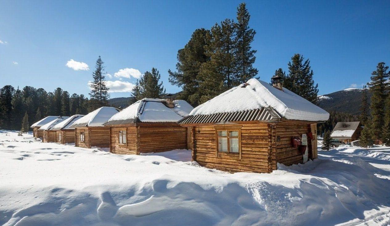 Турбаза «Снежный Барс» Республика Хакасия, фото 24