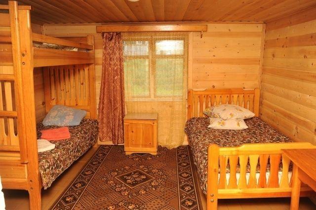 Турбаза «Снежный Барс» Республика Хакасия Домик №7,8, фото 3