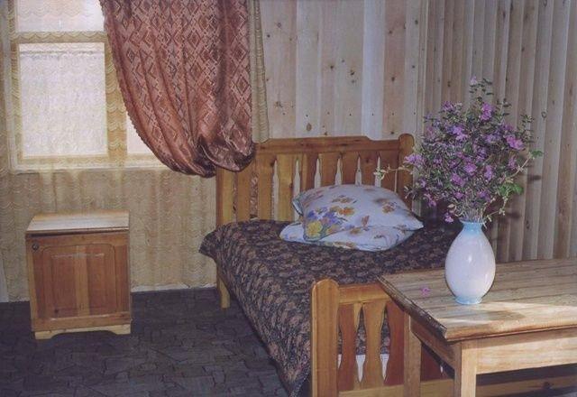 Турбаза «Снежный Барс» Республика Хакасия Мансарда №8А,9А,10А, фото 1