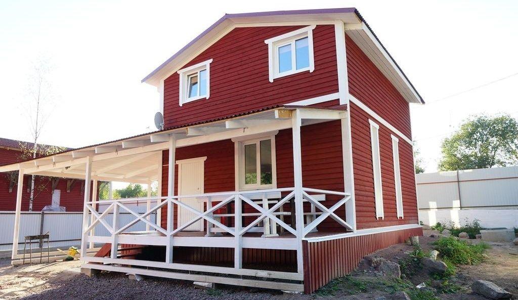 Гостевой дом «Scandi» Ленинградская область, фото 1