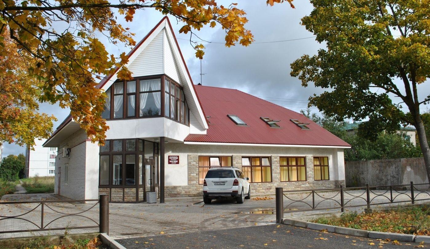 Гостиница «Тихий дворик» Ленинградская область, фото 1